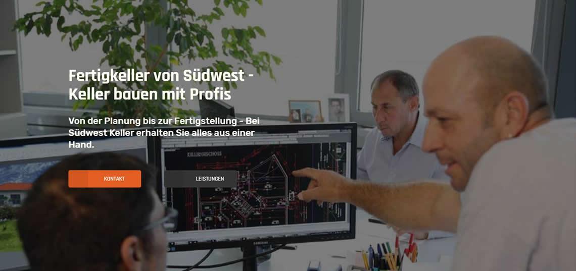 Kellerbau Lich | ✓ Südwest Keller » Fertigkeller & Bauunternehmen