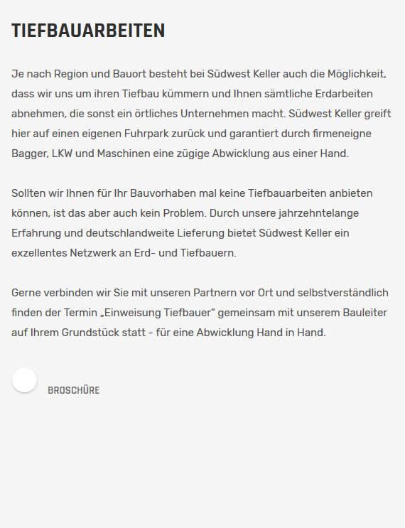 Tiefbau in  Deutschland, Dresden, Leipzig, Berlin, Hamburg, Bremen, Hannover, Bielefeld, Düsseldorf, Wuppertal, Dortmund, Bochum, Essen, Duisburg, Münster und Köln, Bonn, Frankfurt (Main), Stuttgart, München, Nürnberg